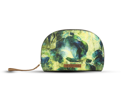 Rainforest printed pouch thumb