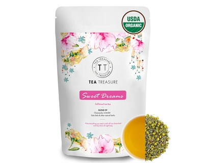 Tea treasure sweet dreams thumb