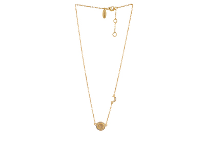 Rock routine citrine necklace thumb
