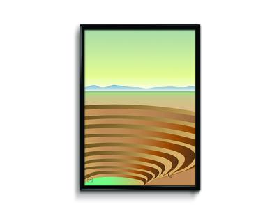 Modern landscapes desert spring thumb