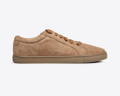 Leather sneakers biscuit classic thumb