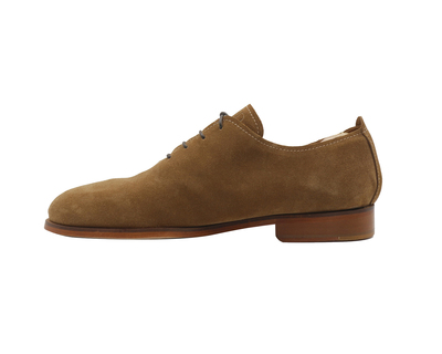 Men s singlecut shoes camel brown thumb