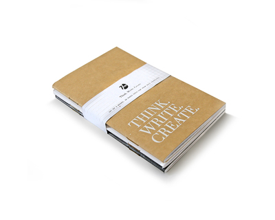Twc neutral notebooks pack of 3 thumb