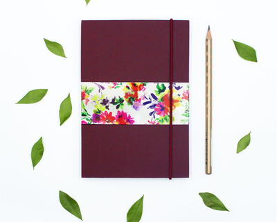 Pop collective notebook maroon thumb