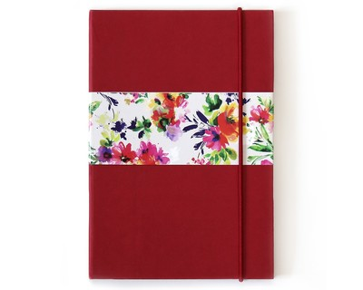 Pop collective notebook red thumb