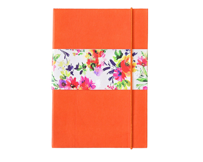 Pop collective notebook orange thumb