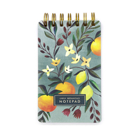 Lively botanicals notepad summer small