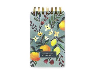 Lively botanicals notepad summer thumb