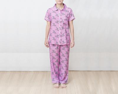 Mayfair baby elephant pajama set thumb
