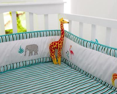 Giraffe decorative pillow thumb