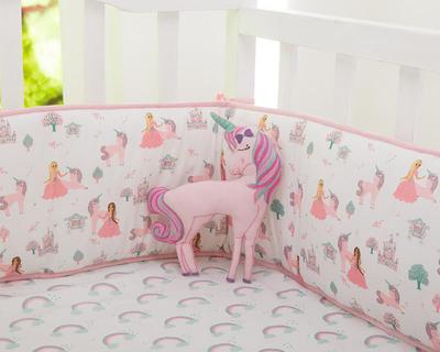 Unicorn decorative pillow thumb