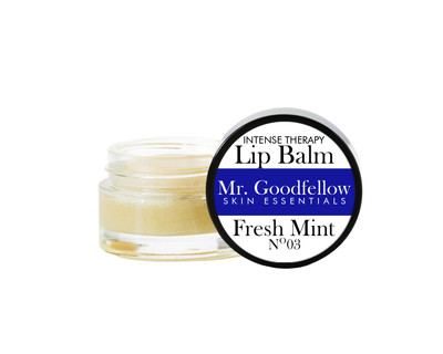 Mr goodfellow men s lip balm fresh mint 8 gms thumb