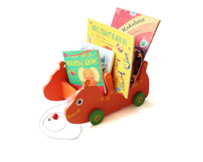 Catterbug book buggy thumb
