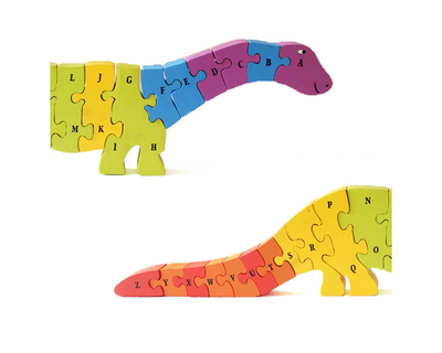 Dinosaur 3d puzzle thumb