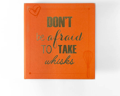 Recipe journal don t be afraid to take whisks thumb