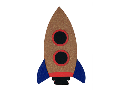 Rocket pinboard thumb