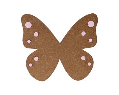 Butterfly pin board thumb