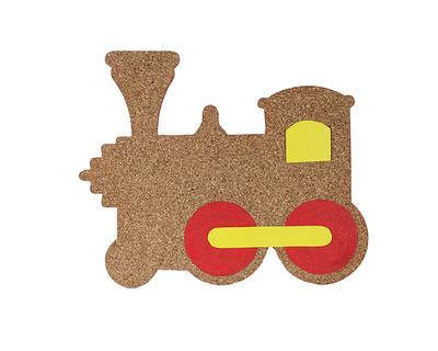 Toy train pinboard thumb