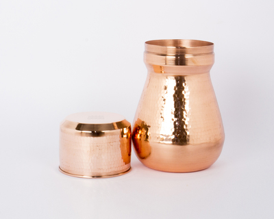 Watr carafe mini copper thumb