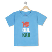 10dulkar organic cotton tee for toddlers small