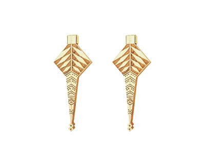 Ancestors earrings thumb