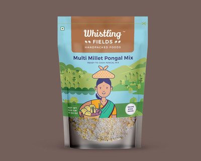 Multi millet pongal mix pack of 2 thumb