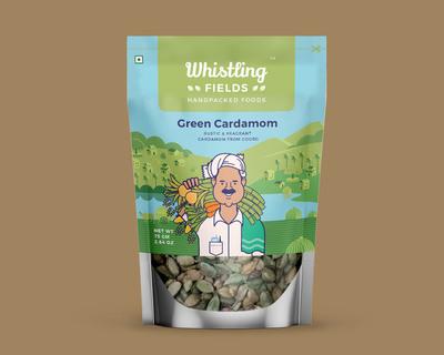 Green cardamom pack of 2 thumb