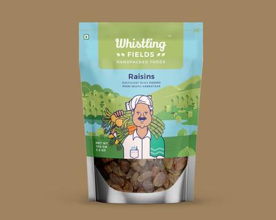 Dark raisins pack of 2 thumb