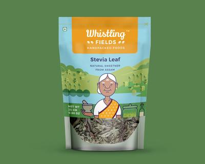 Stevia leaf dry pack of 3 thumb