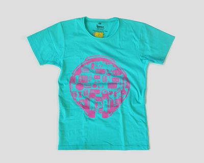 Music printer t shirt thumb