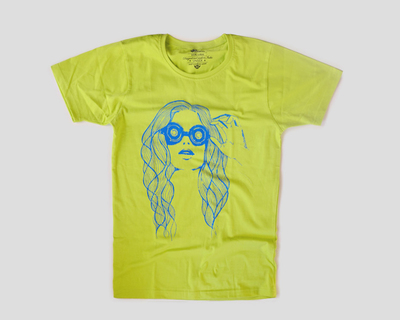 Vision printer t shirt thumb