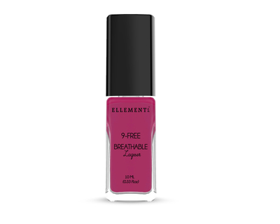 Berry blush 9 free breathable lacquer 10 ml thumb