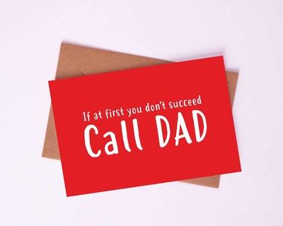 Call dad thumb