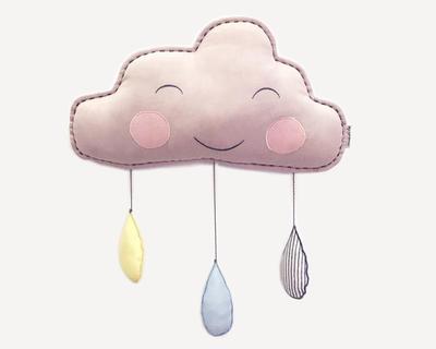 Happy cloud wall mobile thumb