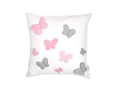 Dancing butterflies cushion thumb