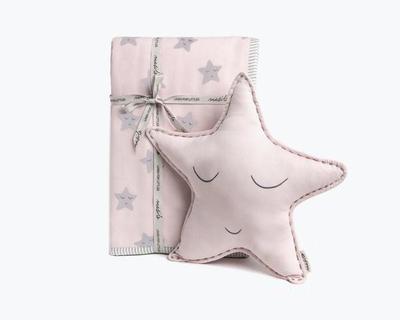 Sleepy star tuck me in gift bundle pink thumb