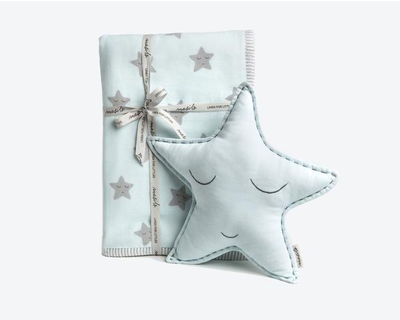 Sleepy star tuck me in gift bundle sky blue thumb