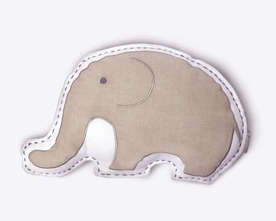 Elephant parade organic shape cushion thumb