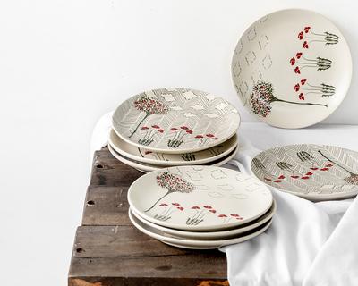 Old english garden side quarter plates set of 4 594 oeggbmp04 thumb