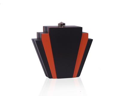 Perfume clutch orange thumb