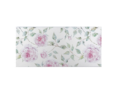 Powder white floral money envelopes pack of 25 thumb