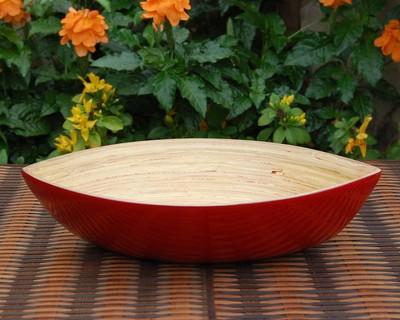 Bamboo lacquer boat thumb