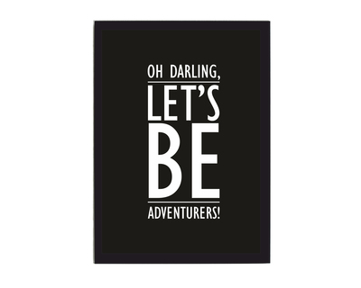 Let s be adventurers poster thumb