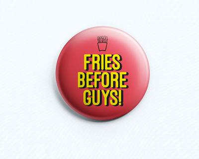 Fries badge thumb