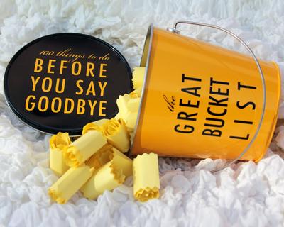 The great bucket list goodbye thumb