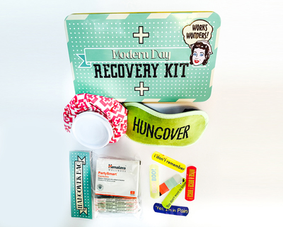 Modern day recovery kit thumb