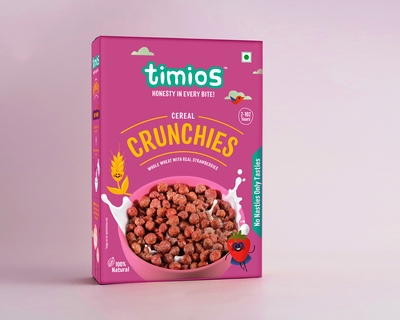 Crunchies breakfast cereals thumb