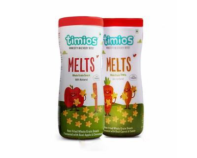 Mix flavor melts apple and cinnamon carrot and cumin thumb