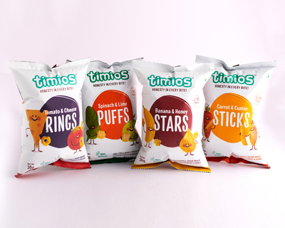 Munchies mix flavors pack of 8 thumb