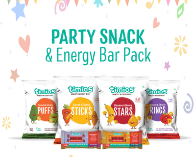 Party snack and energy bar pack pack of 16 thumb
